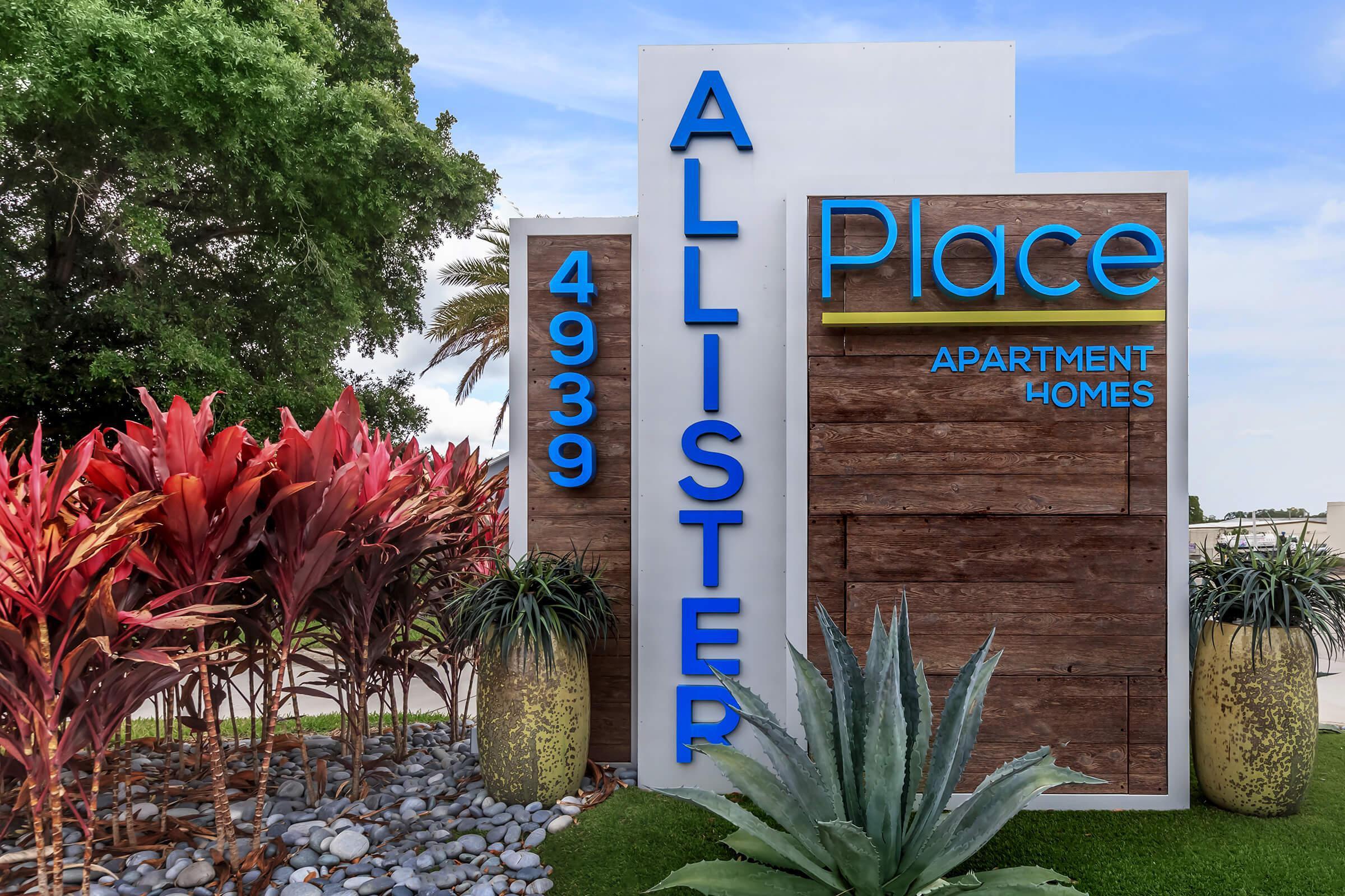 Allister Place