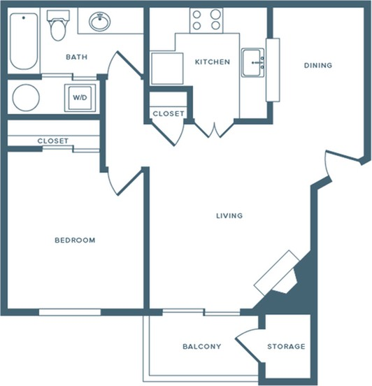 Beacon at Center Apartments