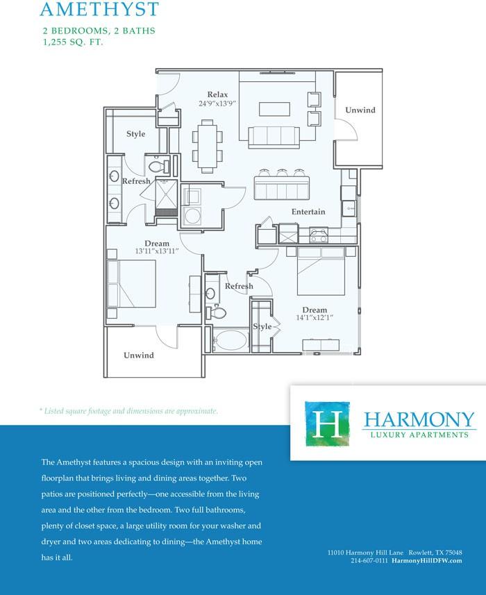 Harmony Luxury Apartments