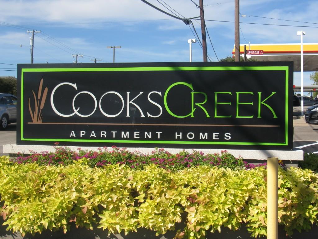 Cooks Creek