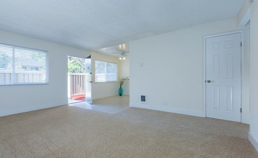 Los Gatos Gardens for rent