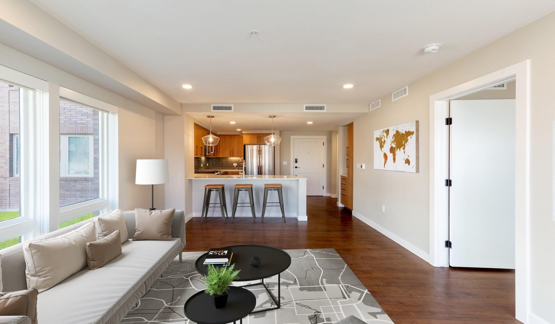 Live at Parc Mosaic Apartment Homes