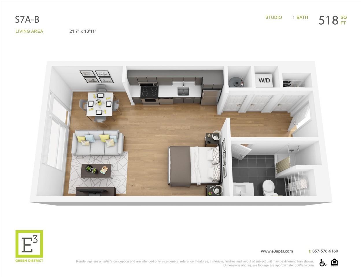E3 Apartments