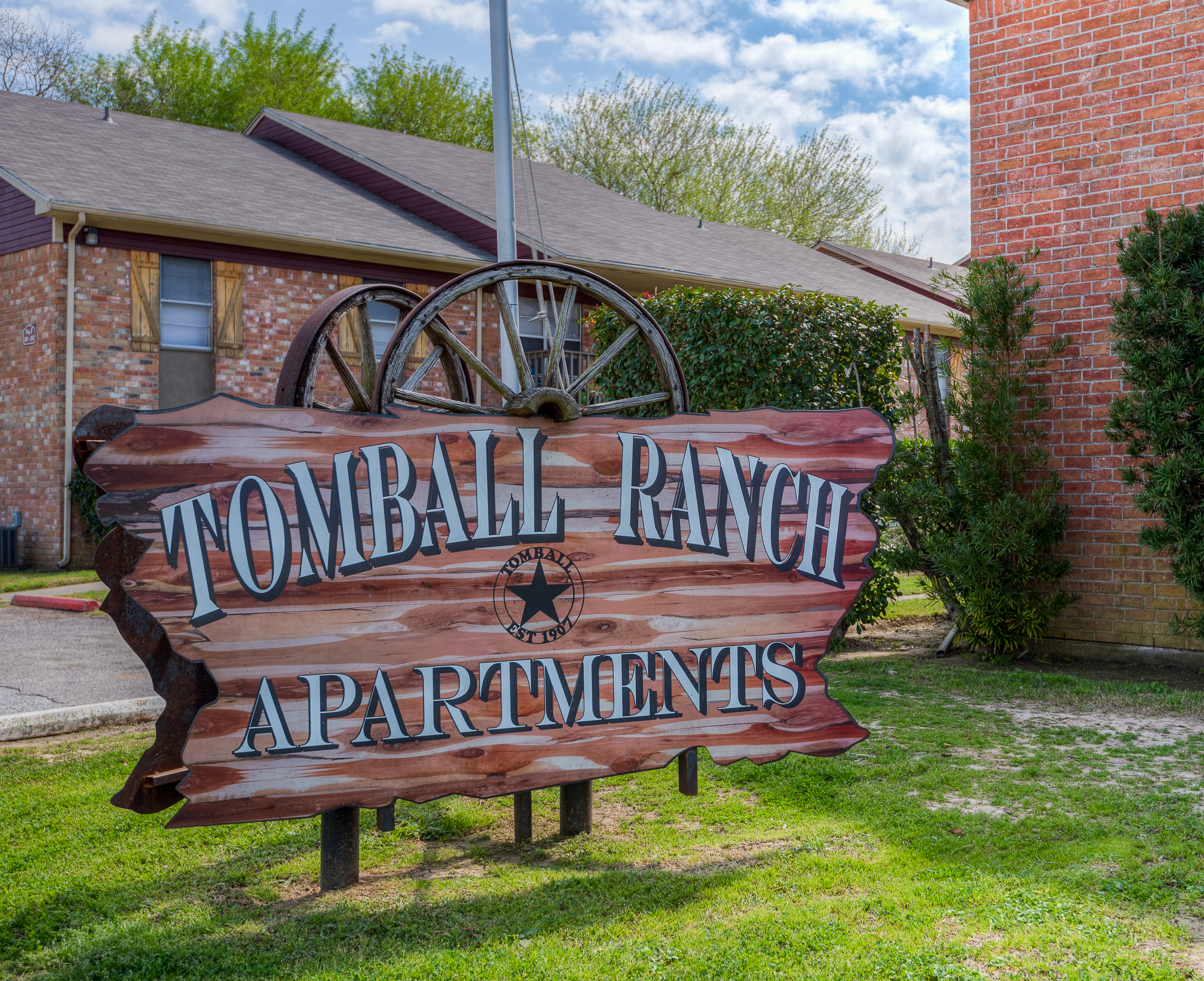 Tomball Ranch for rent