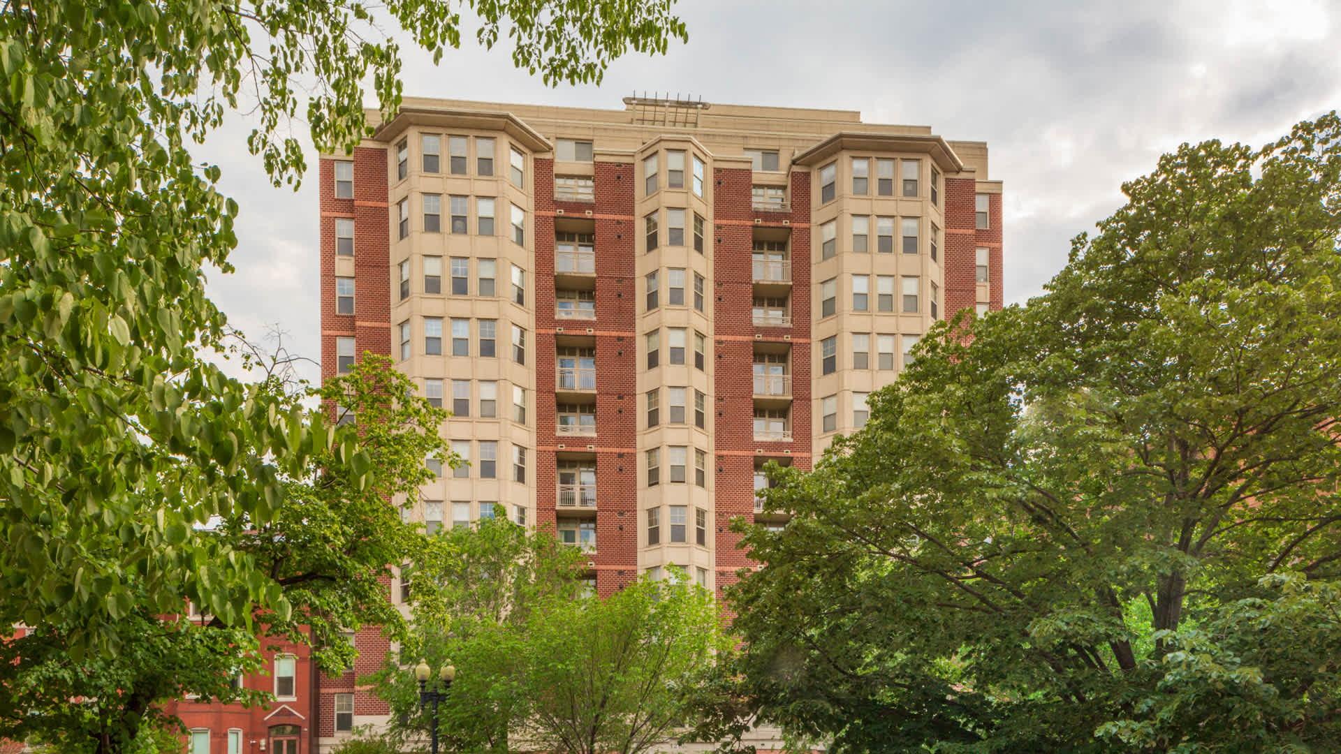 Apartments Near GWU 1210 Mass for George Washington University Students in Washington, DC