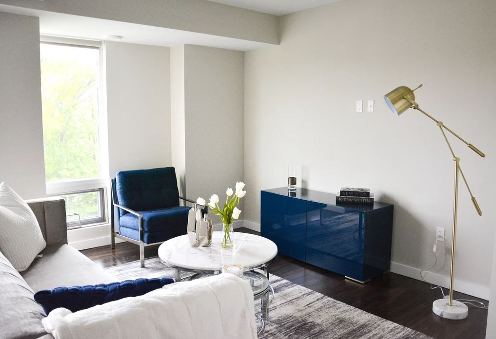 SOUNDPROOFED Luxury at Teaneck Square Luxury Apartment Rentals photo