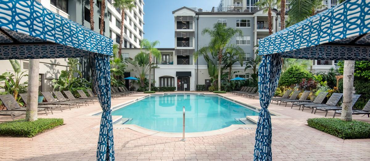 Post Parkside Orlando rental