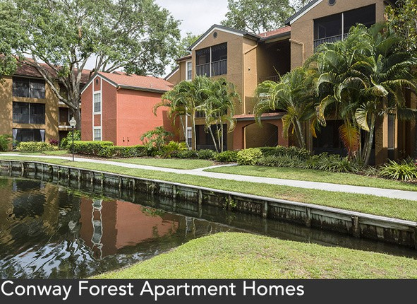 Conway Forest Apartments photo