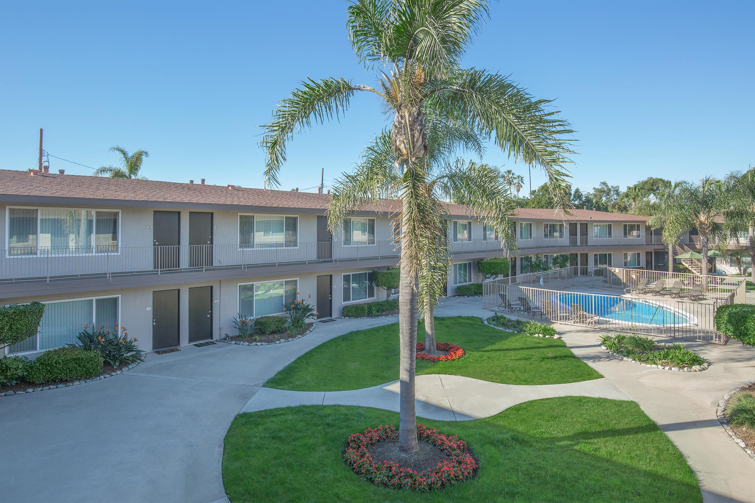 Playa Mediterranean Apartment Homes