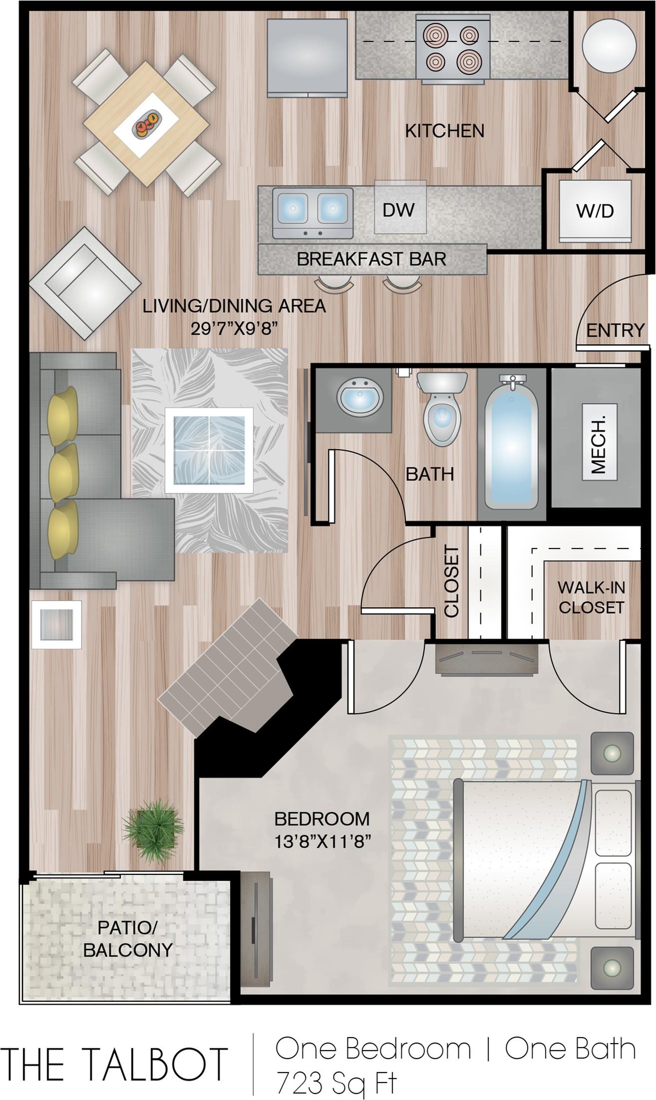 Residences at Falcon North