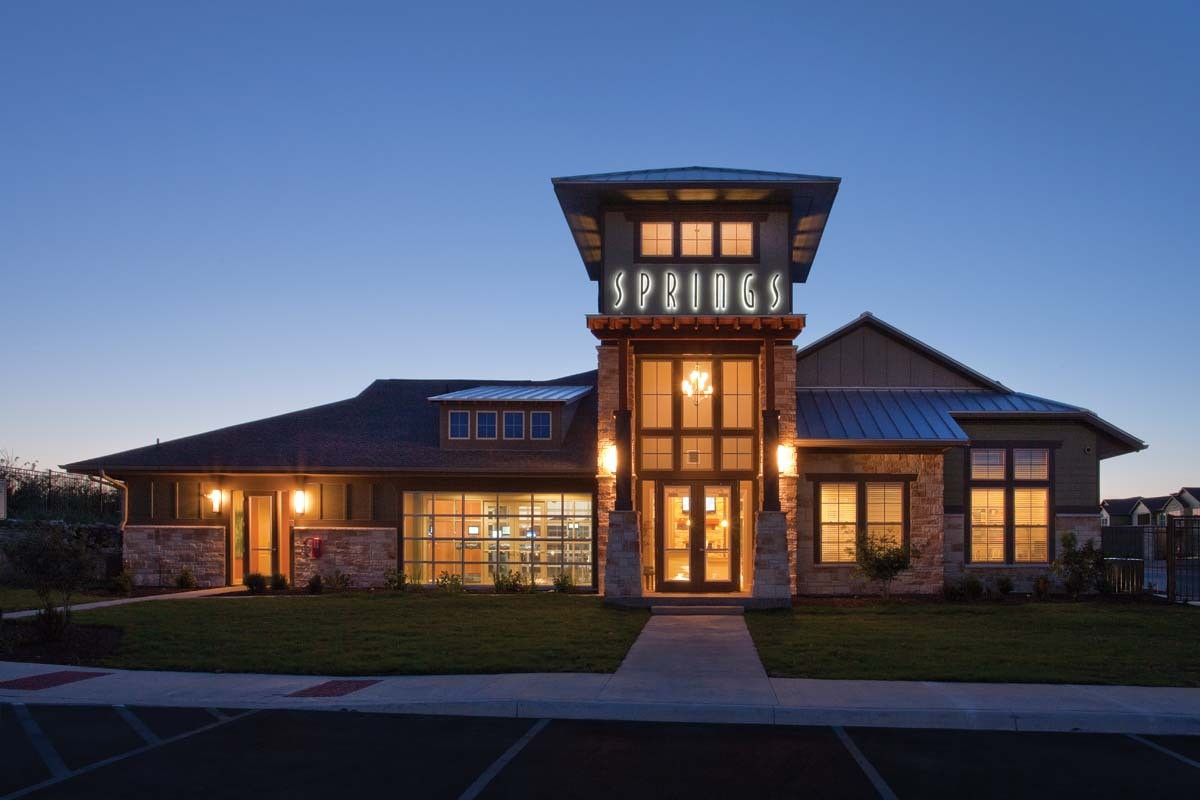 Apartments Near Texas Lutheran Springs At Creekside for Texas Lutheran University Students in Seguin, TX