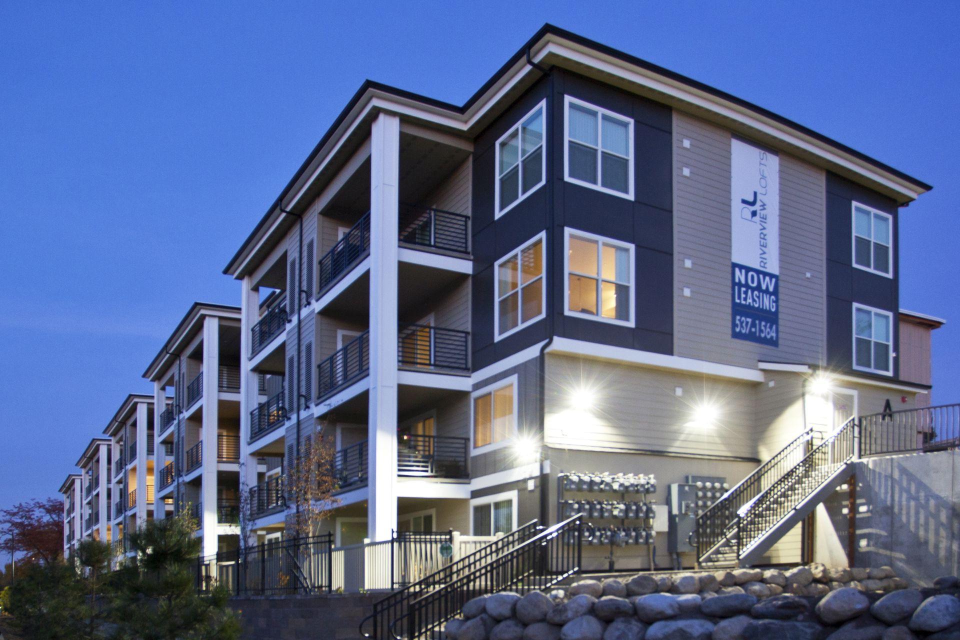 Apartments Near Gonzaga Riverview Lofts for Gonzaga University Students in Spokane, WA