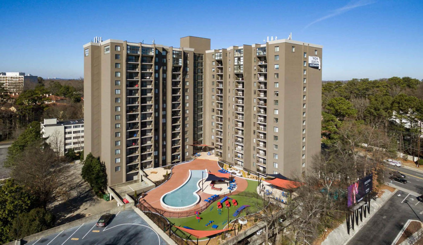 3833 Peachtree for rent