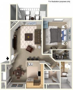 Devon Square Apartments