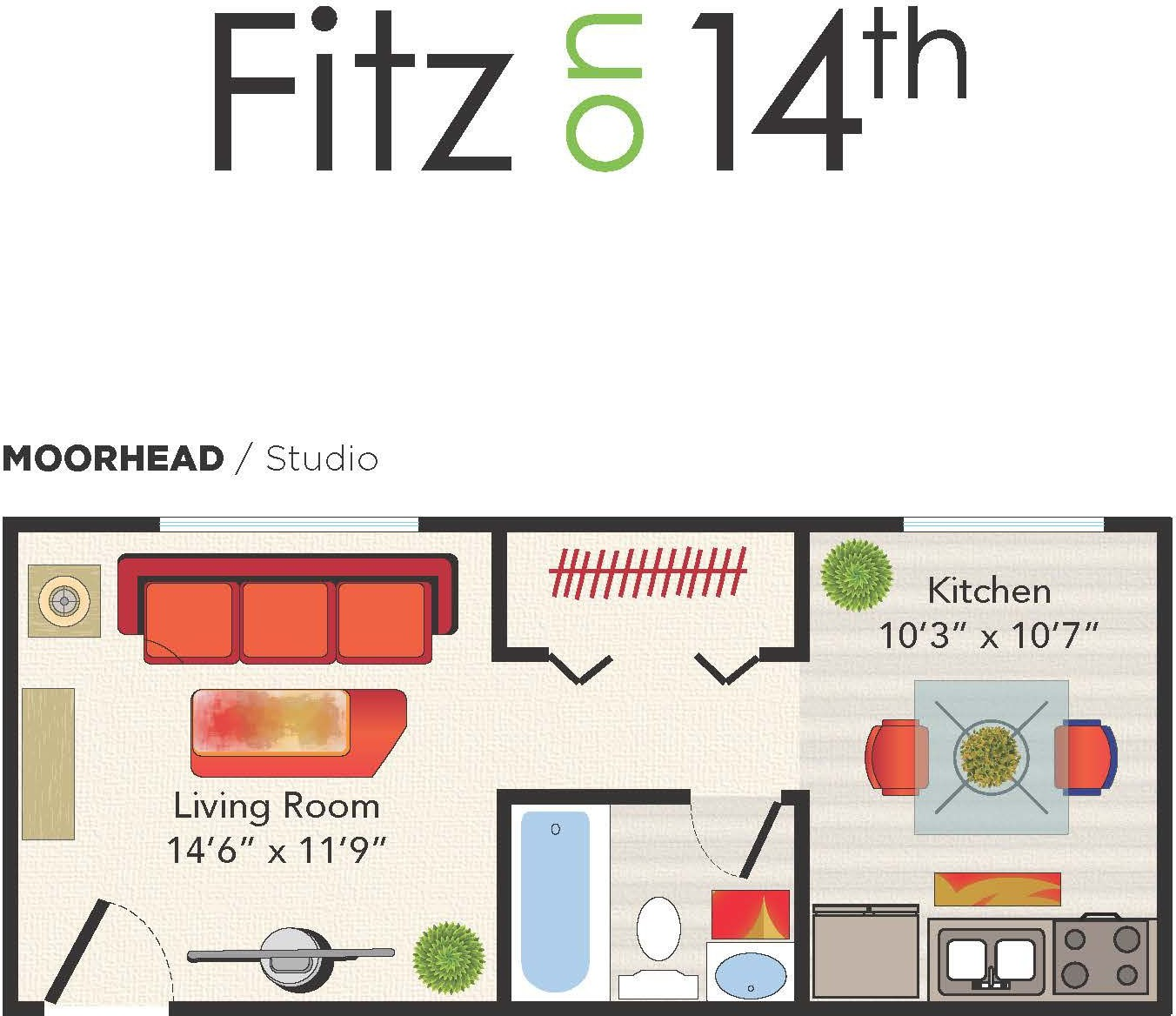 Fitz on 14th