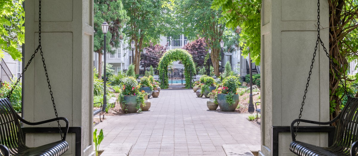 Post Gardens photo
