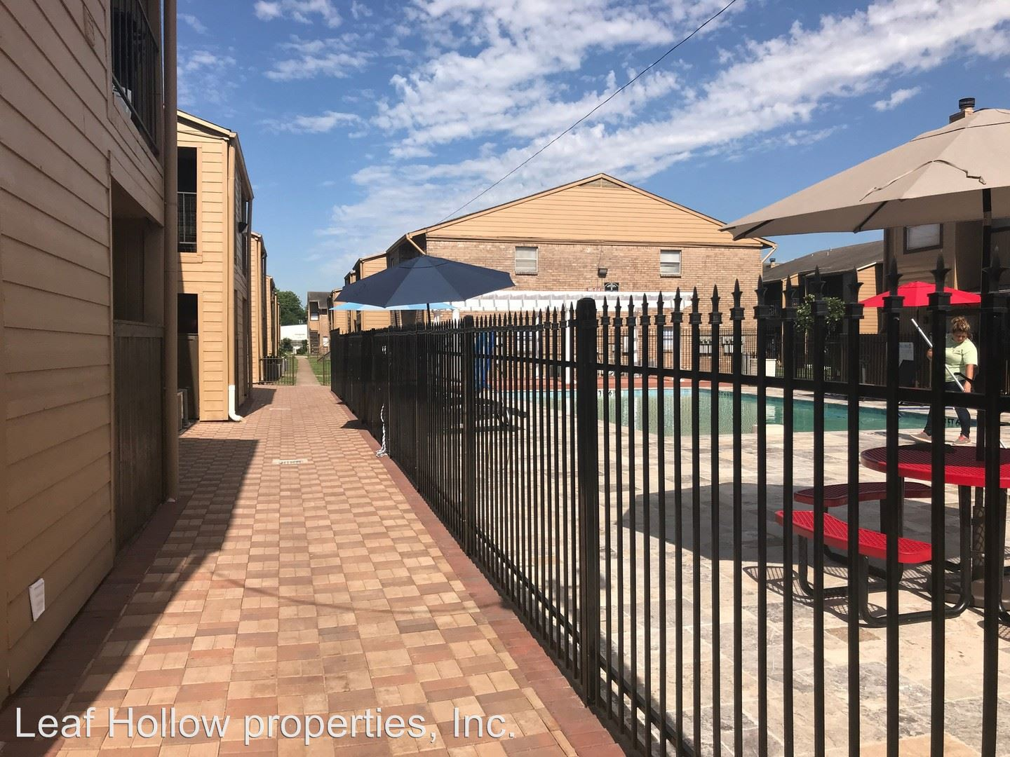 The Crossing Townhomes and Apartments