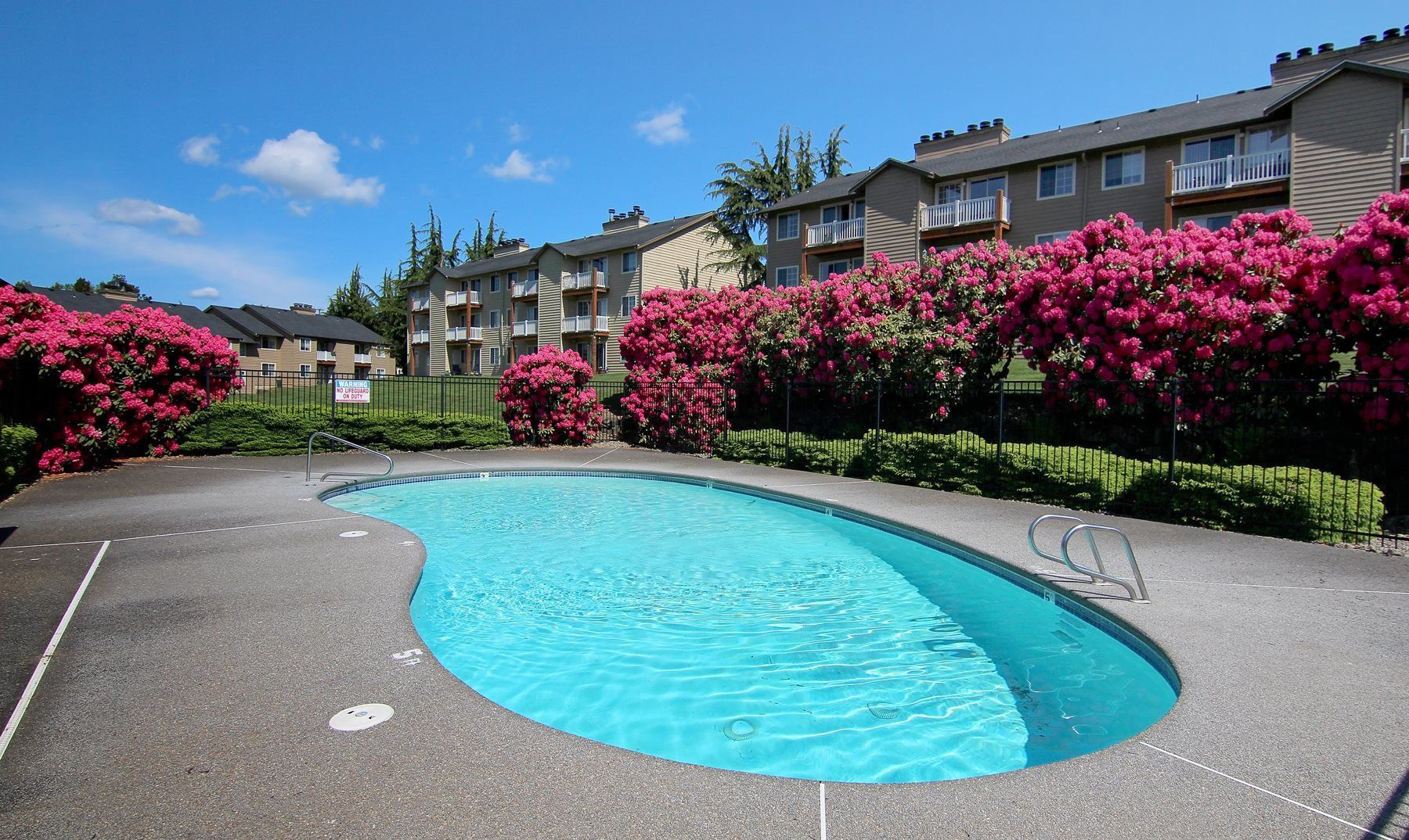 Black Lake Apartments