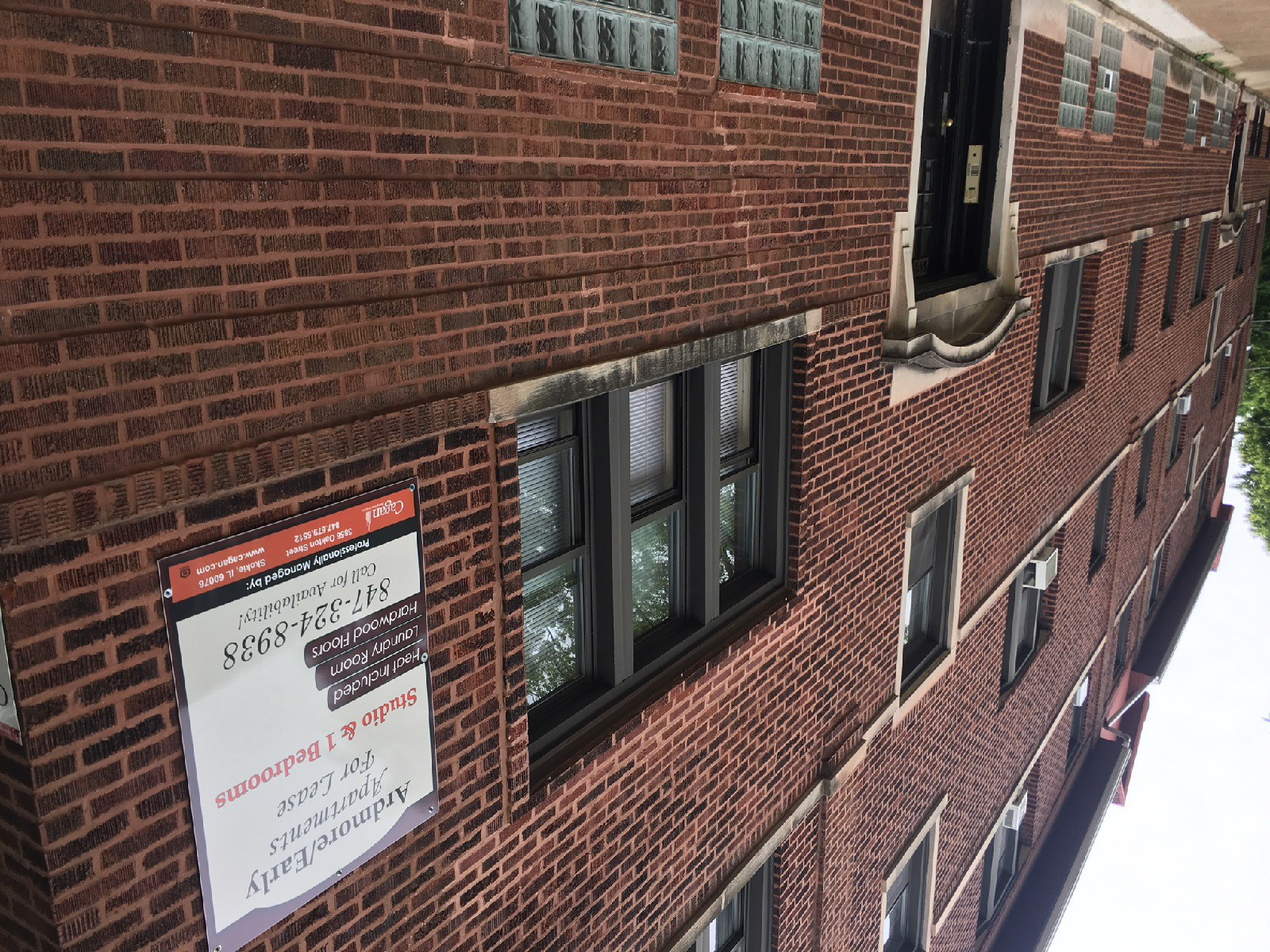 1352-58 W. Early/1333-41 Ardmore rental