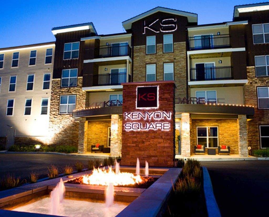 Apartments Near Otterbein Kenyon Square Apartments for Otterbein College Students in Westerville, OH