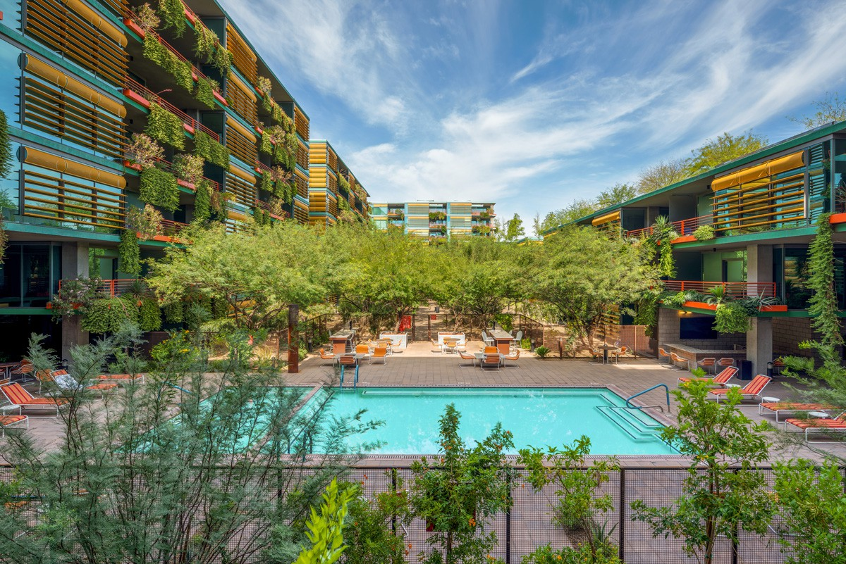 Apartments Near SCC Optima Sonoran Village for Scottsdale Community College Students in Scottsdale, AZ