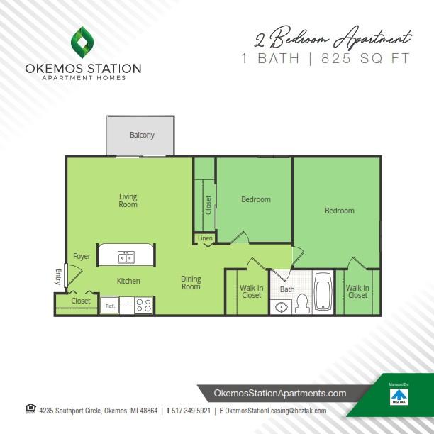 Okemos Station Apartments