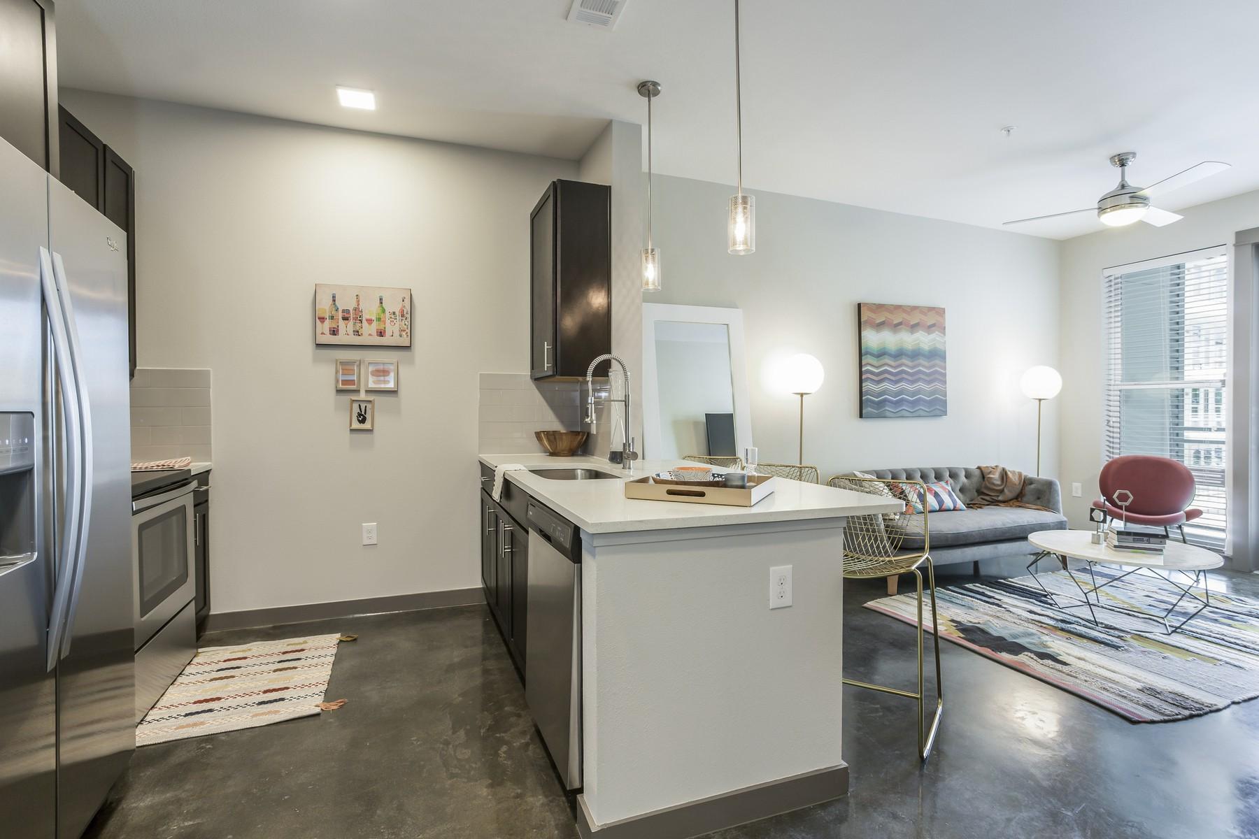 Azure Houston Apartments photo
