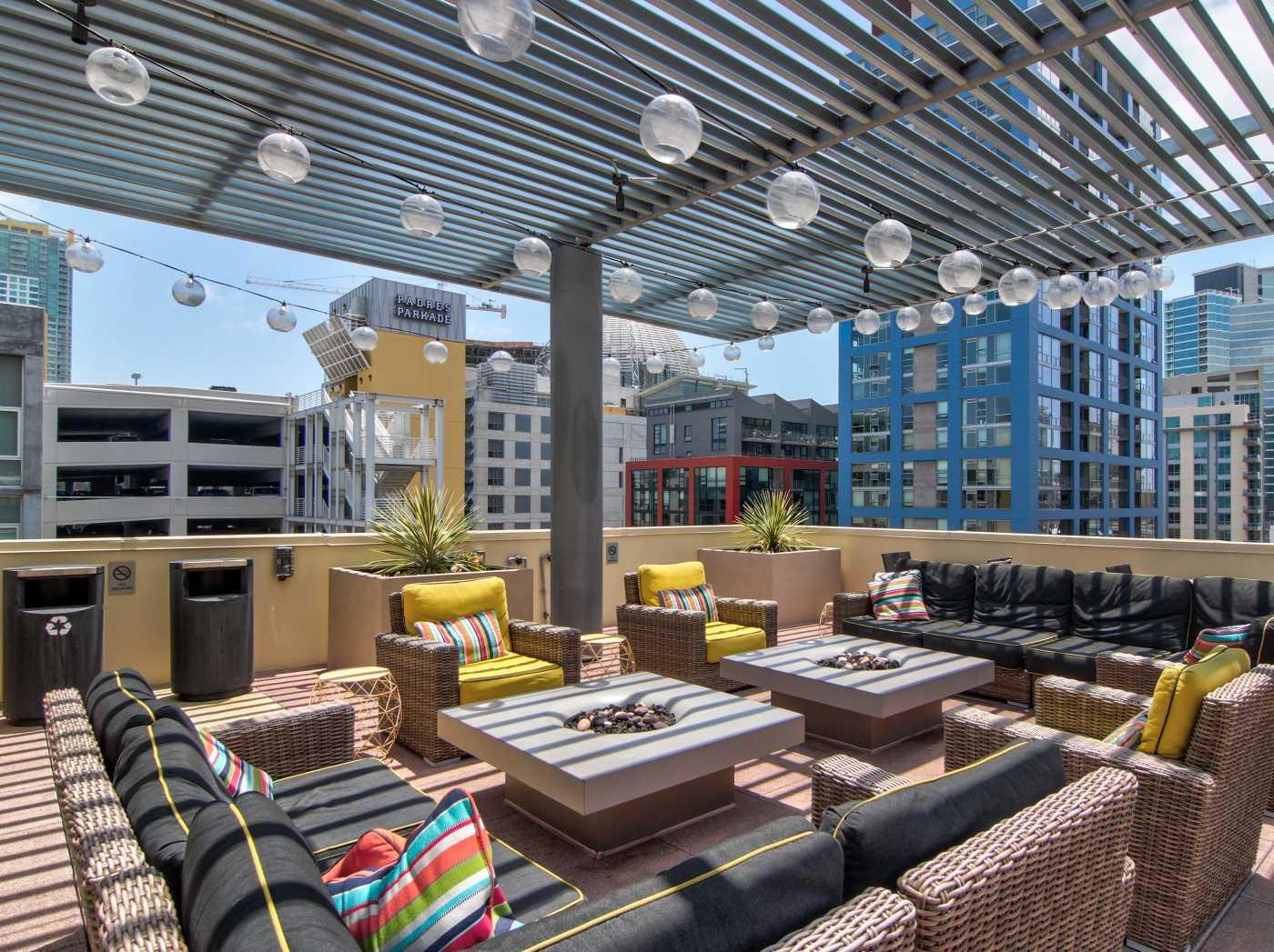 The Urbana Apartments