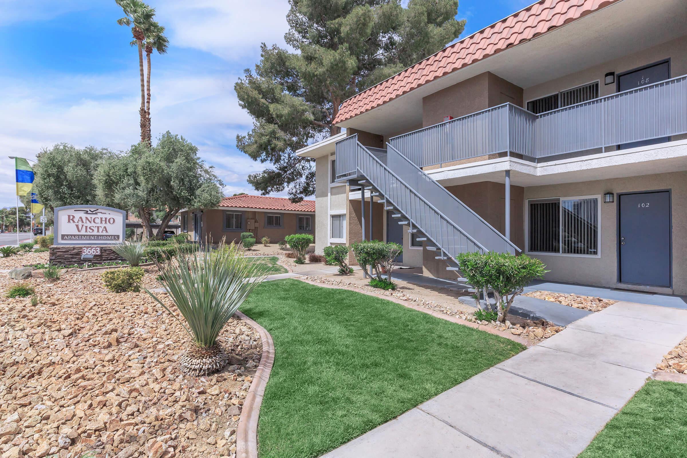 Rancho Vista for rent