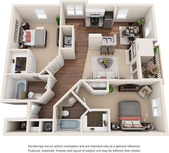 Marina Shores Apartments
