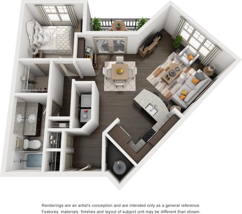 Overton Rise rental