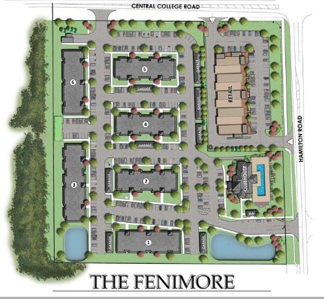 The Fenimore for rent