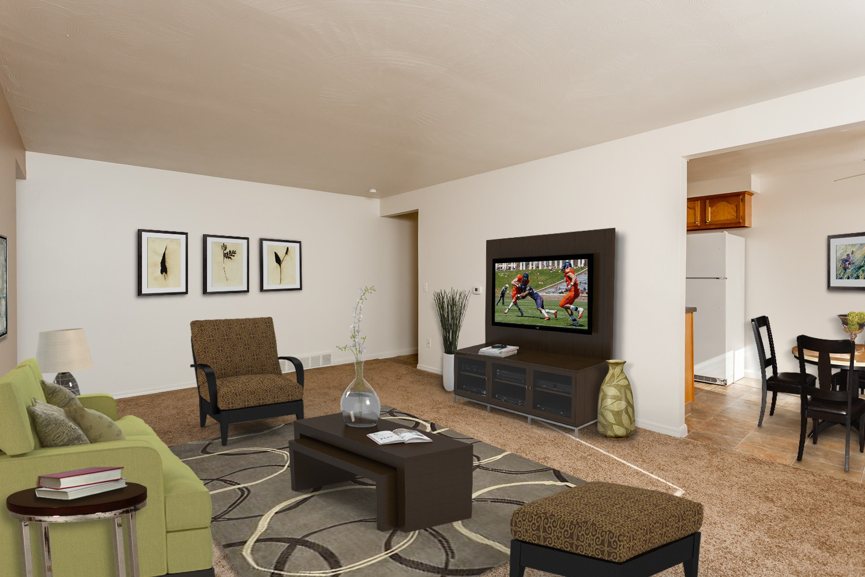 East Ridge Manor Apartment Homes rental