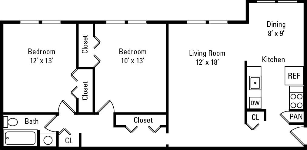 East Ridge Manor Apartment Homes