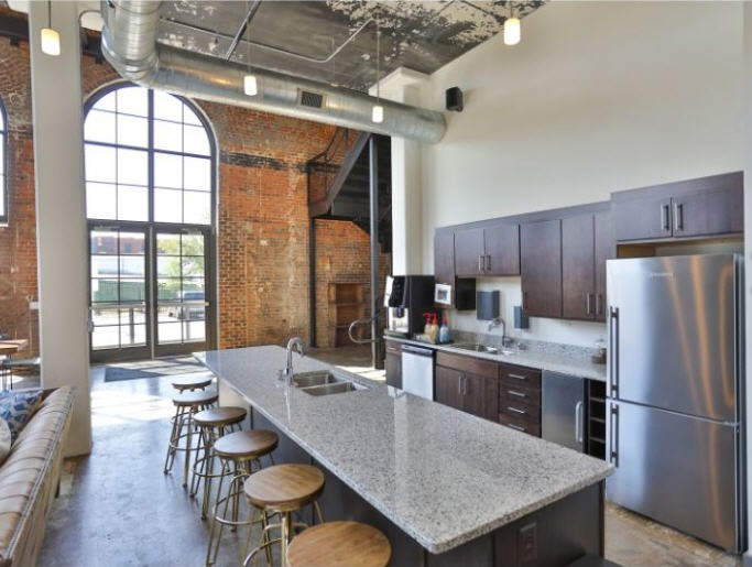 The Lofts at Hawthorne Mill photo