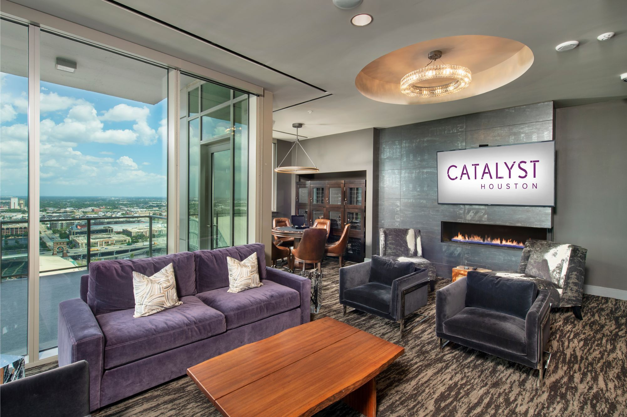 Catalyst Houston