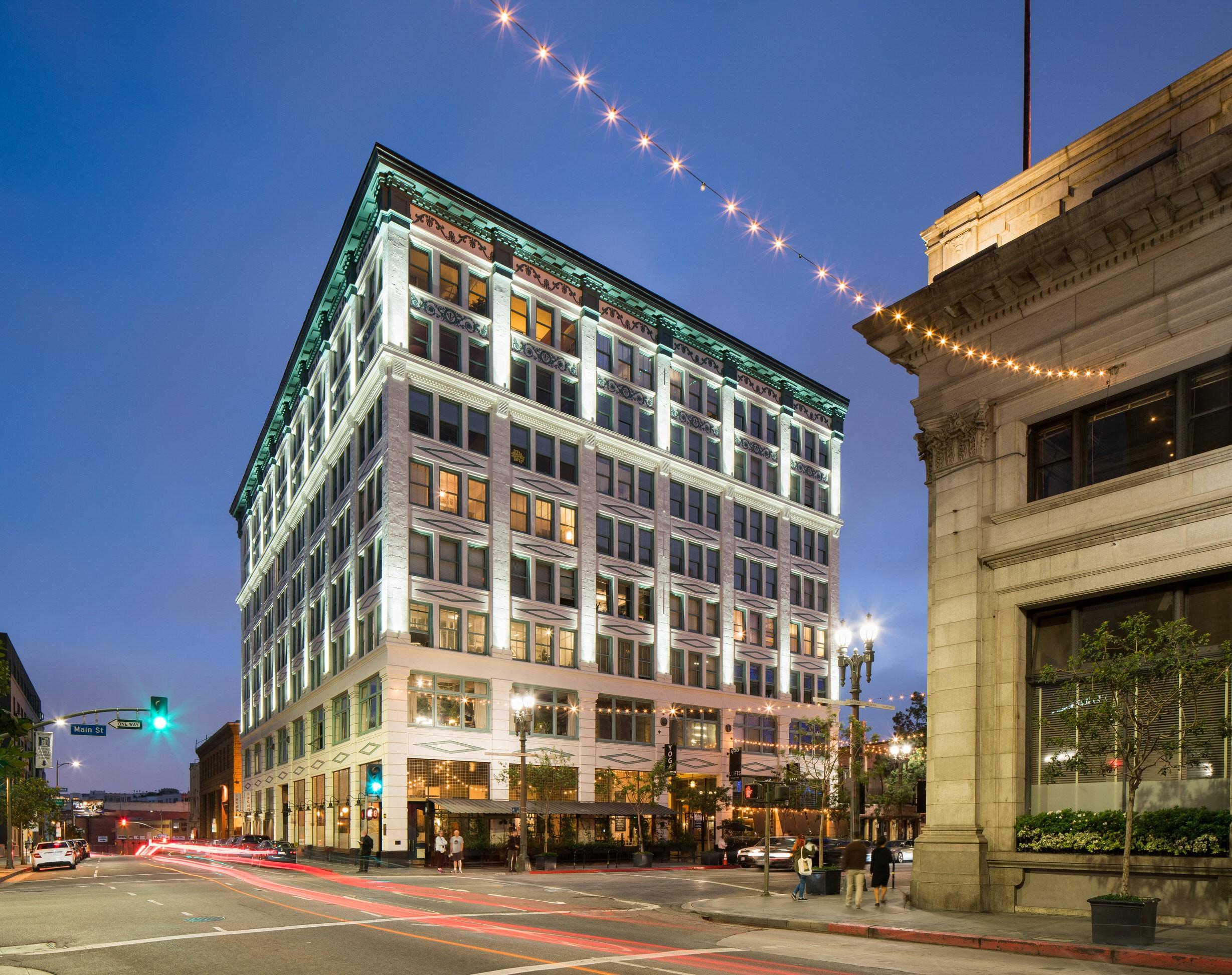 San Fernando Building Lofts for rent
