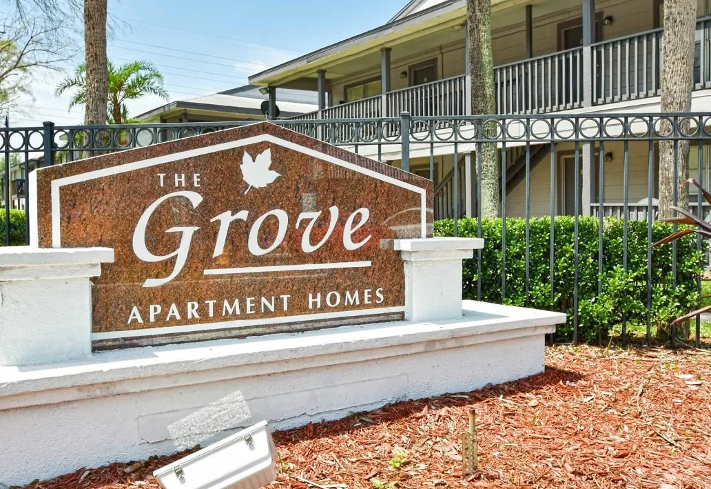 The Grove rental