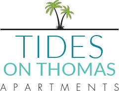 Tides on Thomas