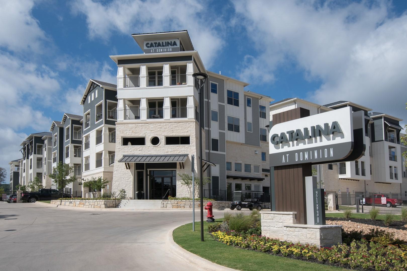 Catalina at Dominion rental