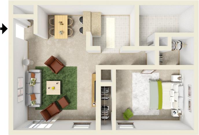 Apartments Near Louisiana Acadia Park Apartments for Louisiana Students in , LA