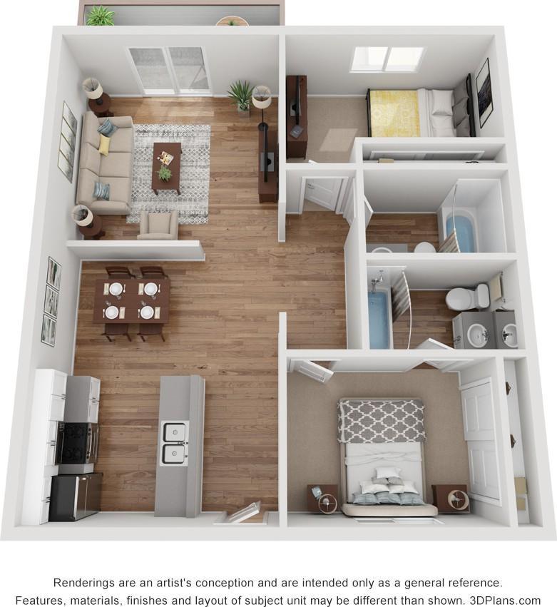 Kaitlin Court Apartments