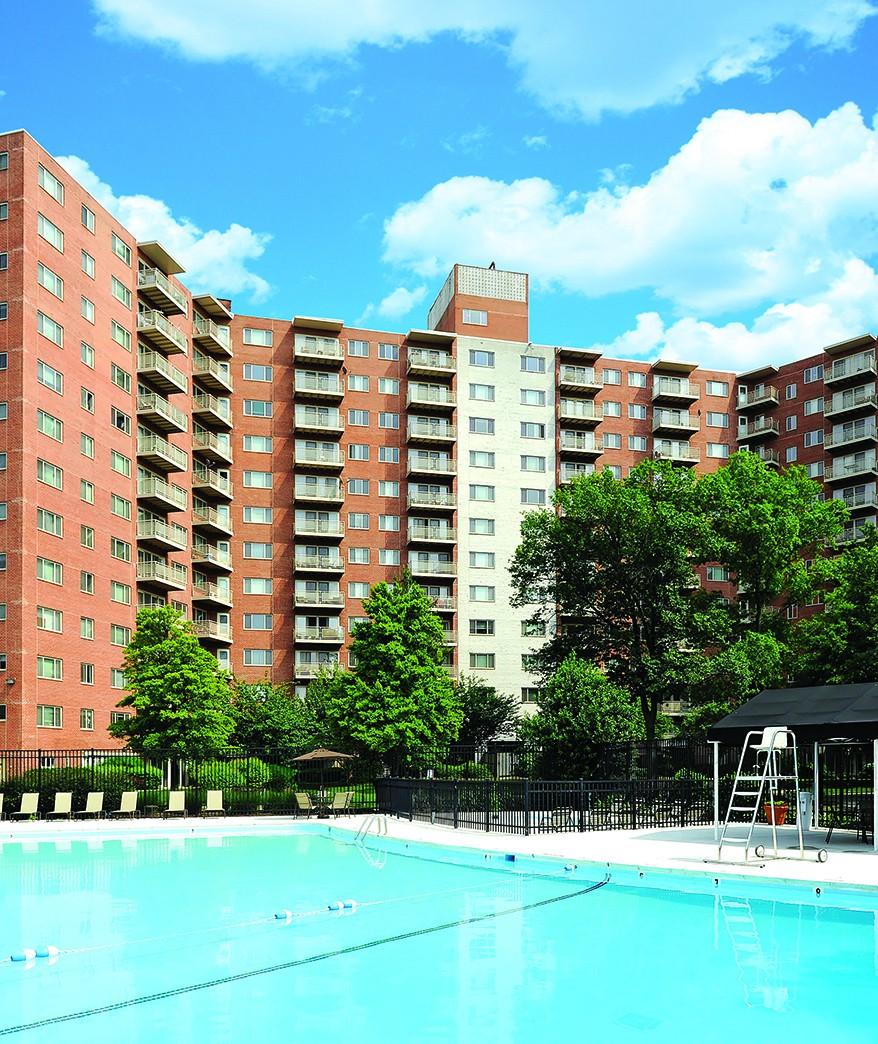Live at Seminary Towers Apartments