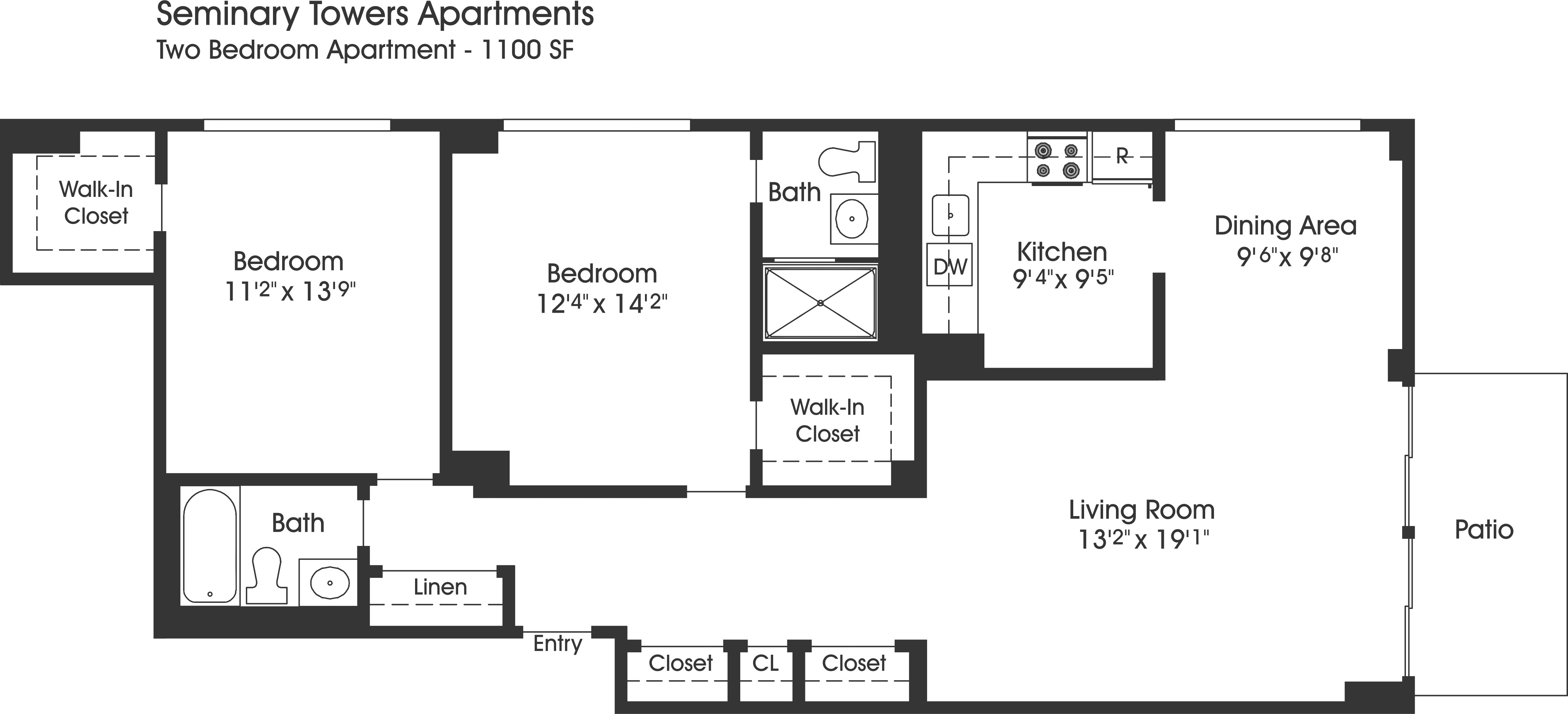 Seminary Towers Apartments