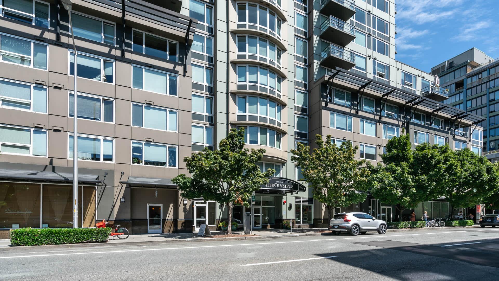 Apartments Near UW Olympus for University of Washington Students in Seattle, WA