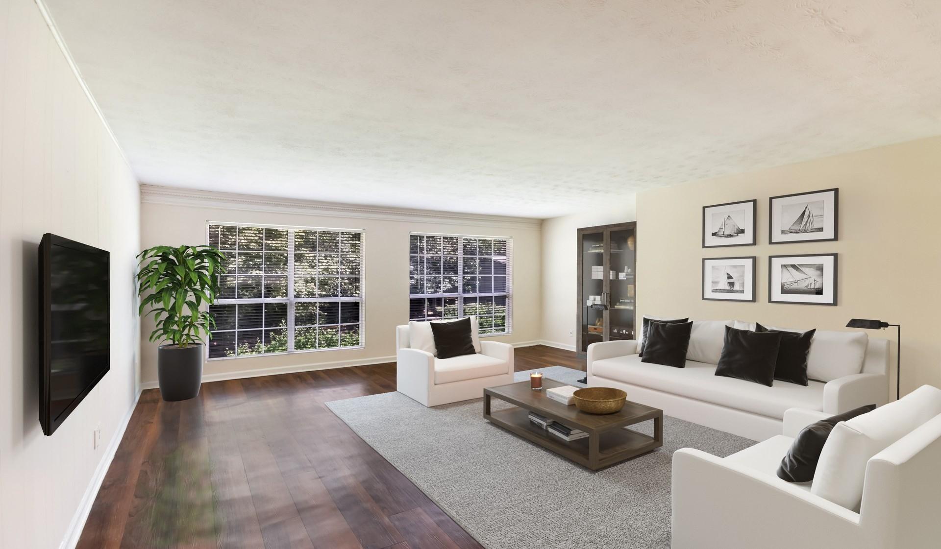 Peachtree Park Apartments photo