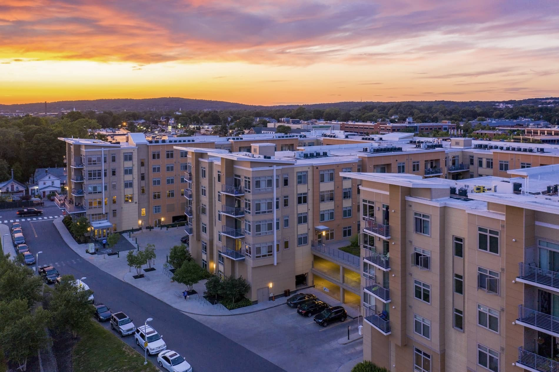 Apartments Near FSC Currents on the Charles for Framingham State College Students in Framingham, MA