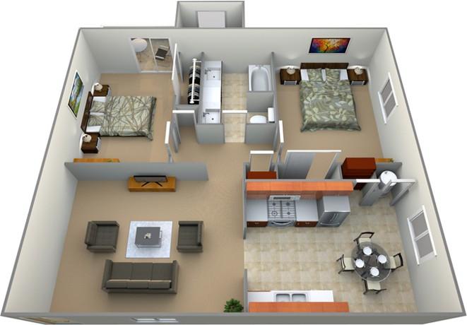 Oxford Park Apartments