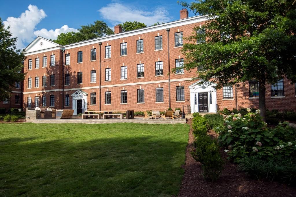 Historic Boylan Apartments for rent