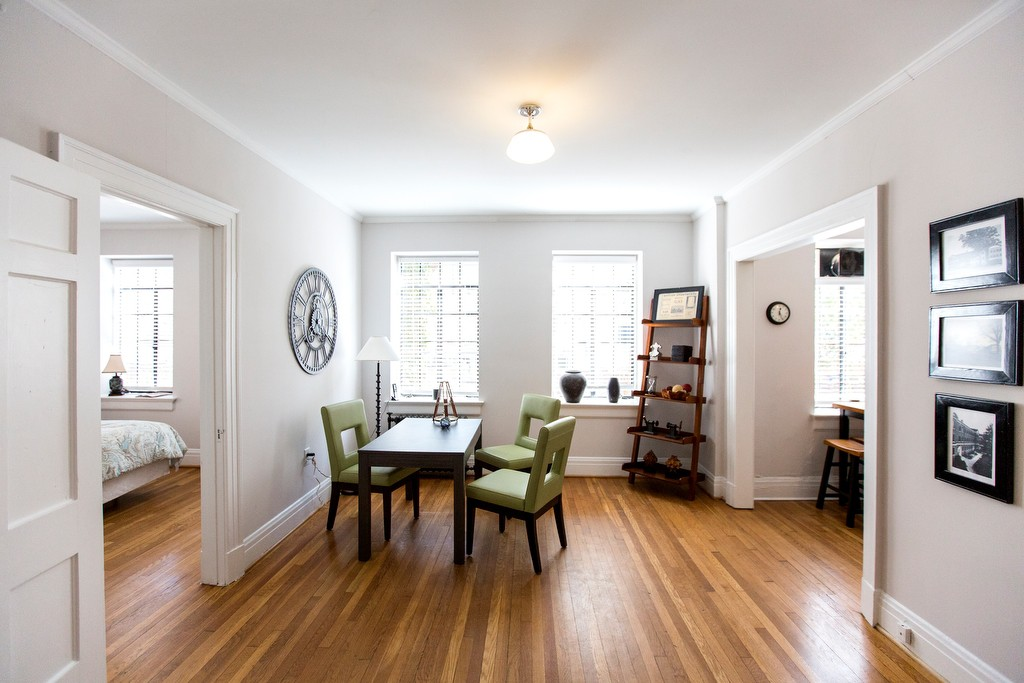 Historic Boylan Apartments rental